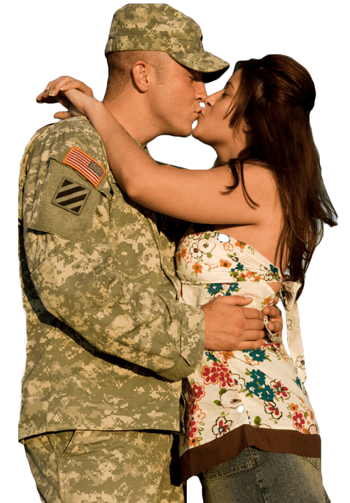 Military dating, personals and singles