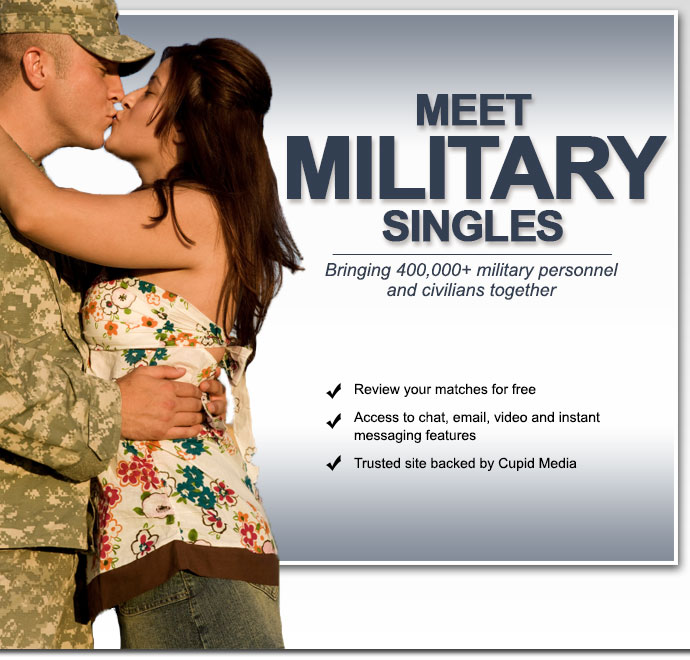 dating a military woman